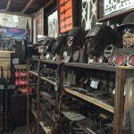 フィリピン・ネグロス島ドゥマゲッティの第二次世界大戦博物館。しかも触検可能!