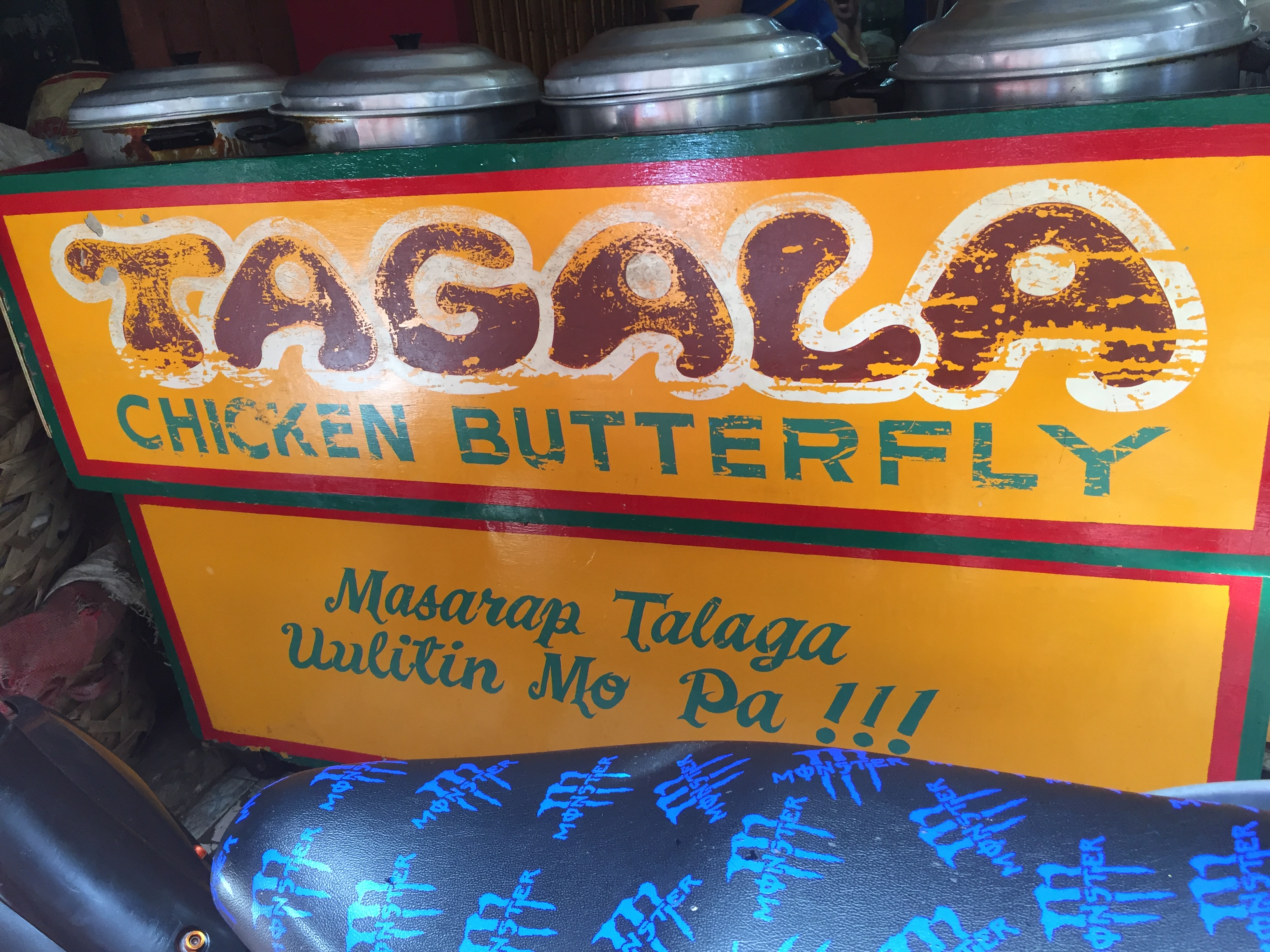TAGALA ChickenButterfly