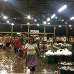 セブの築地市場・パシルの魚がウマかった