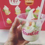 生まれ変わったフローズンヨーグルト・Fancie Frozen Yogurt