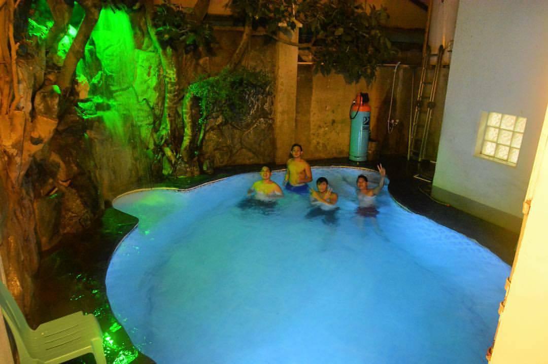 ゲストハウスのどかのプール