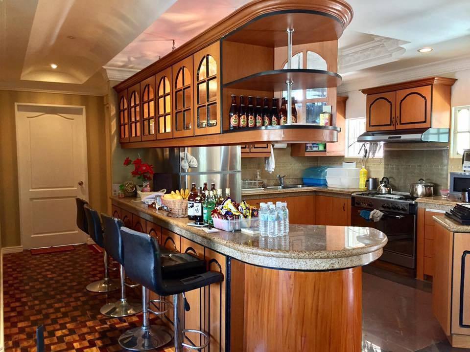 ゲストハウスのどかのキッチン