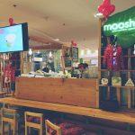 スムージーがウマい・Mooshi green smoothle
