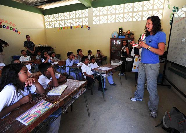 フィリピン留学の先生