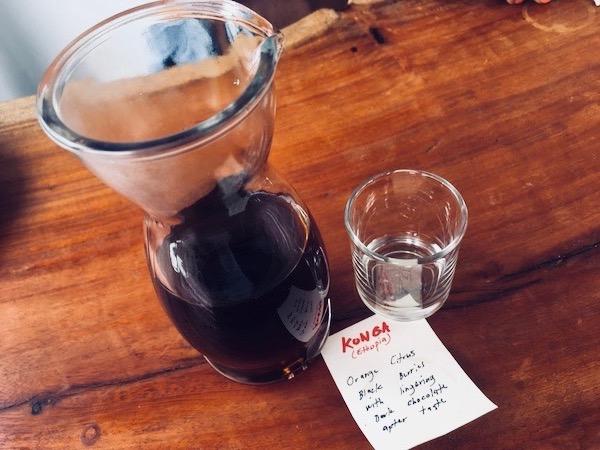 oday's Brew Konga