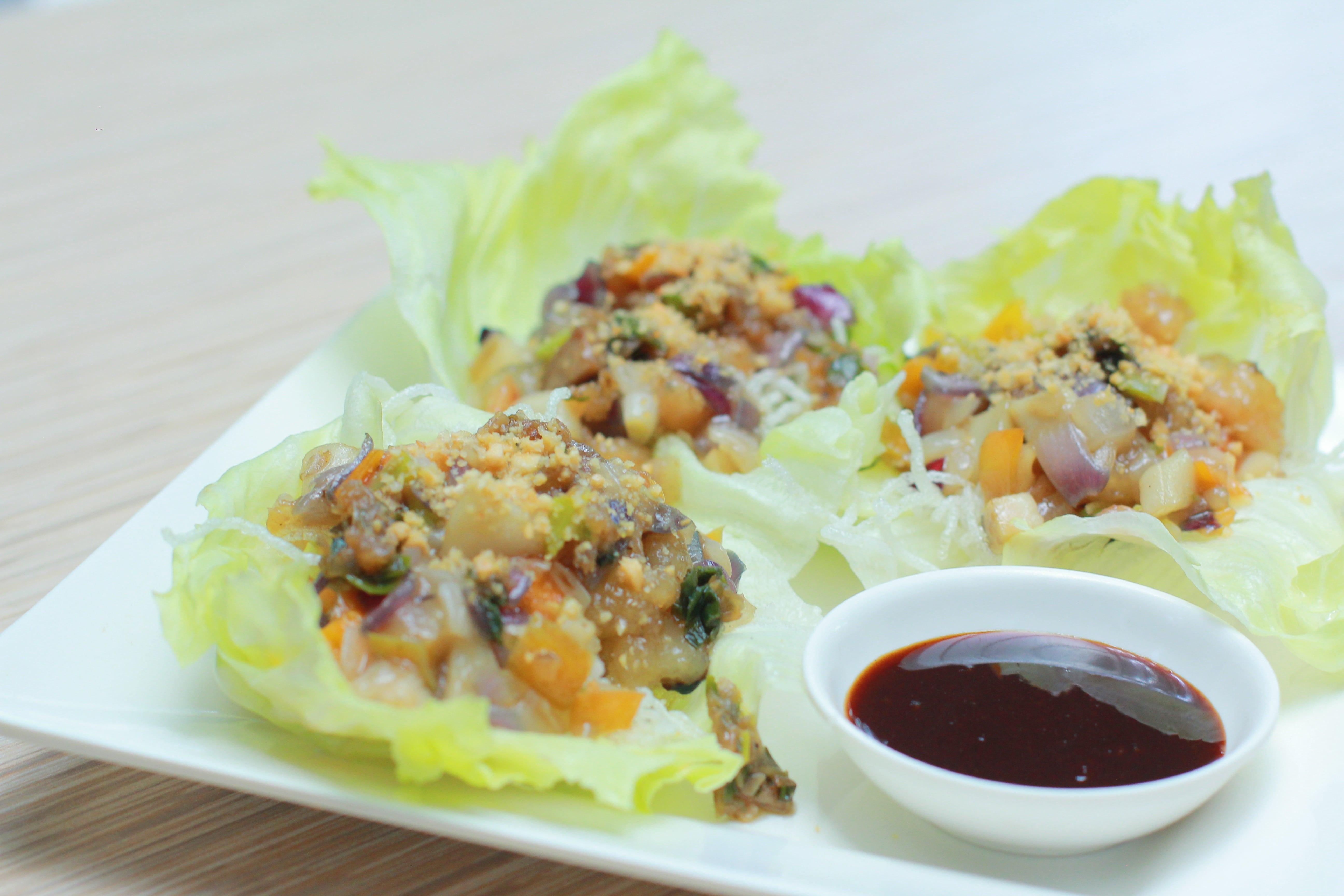 シーフード野菜