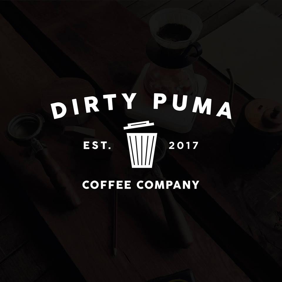 Dirty Puma Coffeeのロゴ