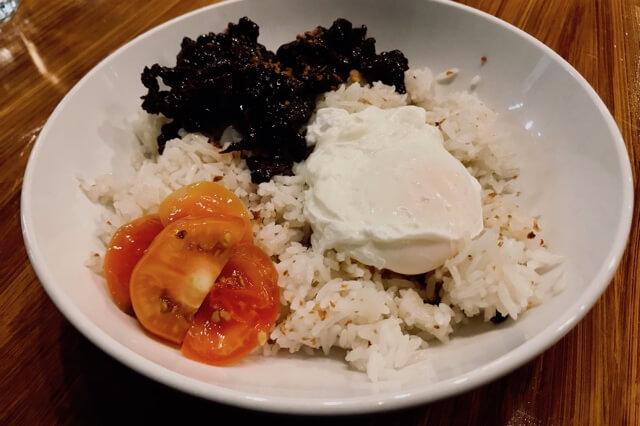 Tapa Rice(220ペソ)