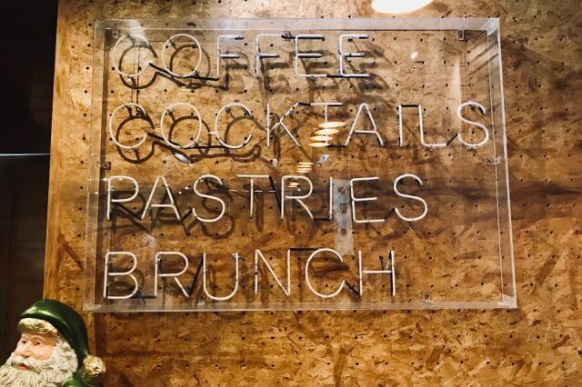 Bicester Cafeの店内