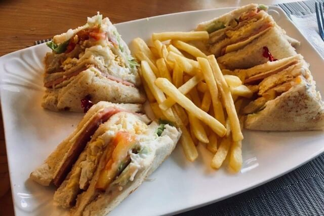 Kaye'sのサンドイッチ