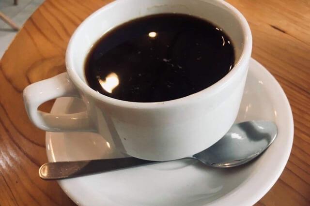 Kaye'sのコーヒー
