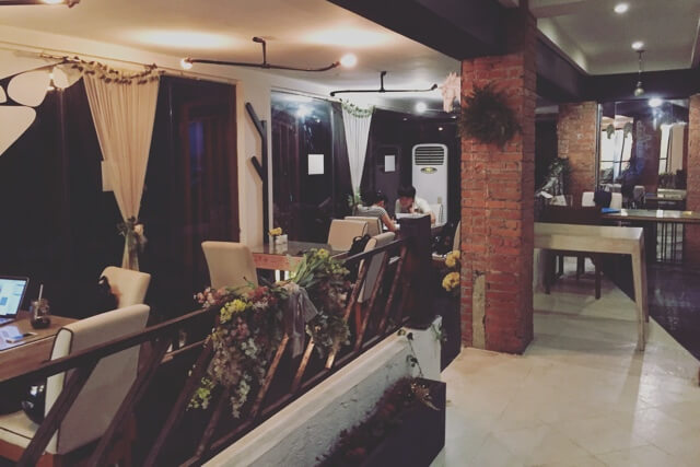 Cafe TOWB(旧Dream cafe)