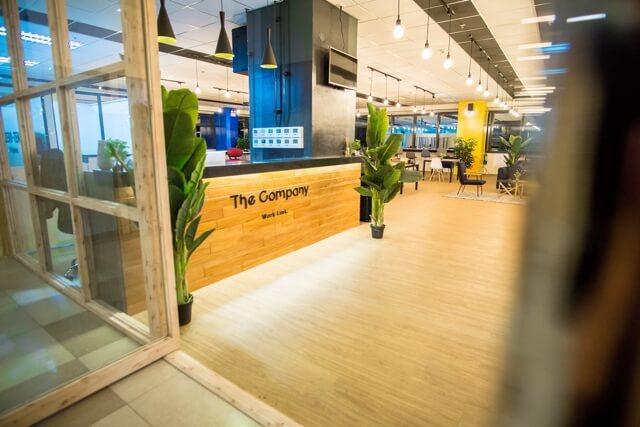 The company cebu ITパーク