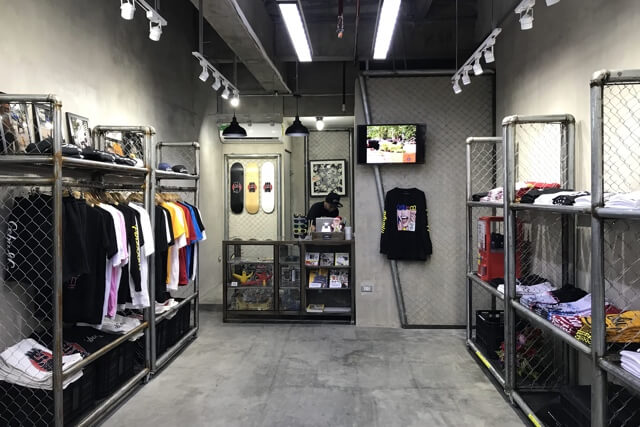 Cebu&Co.の店内