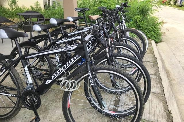 Cycling House Kuraの自転車